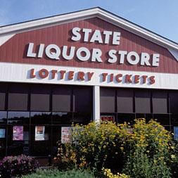 New Hampshire Liquor Store